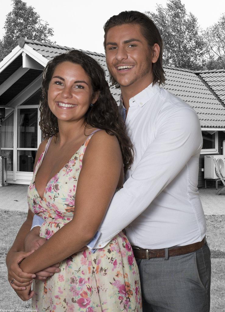 Stinna og Thomas